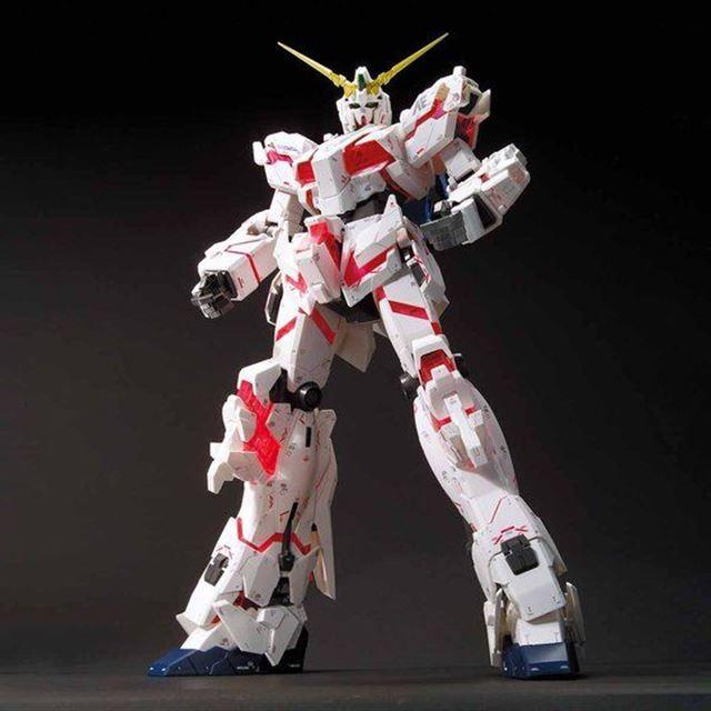 メガサイズモデル 1/48 【ガンダムベース限定】RX-0 ユニコーンガンダム Ver.TWC