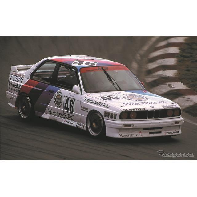 SCHNITZER BMW M3(1987年WTCC)
