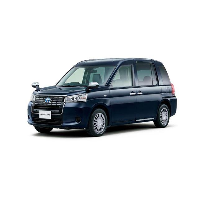 トヨタ・ジャパンタクシー 匠