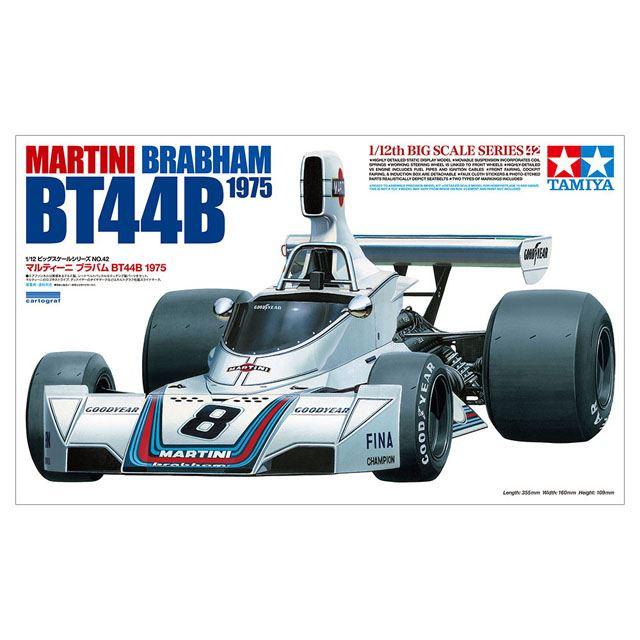 「1/12 マルティーニ ブラバムBT44B 1975」