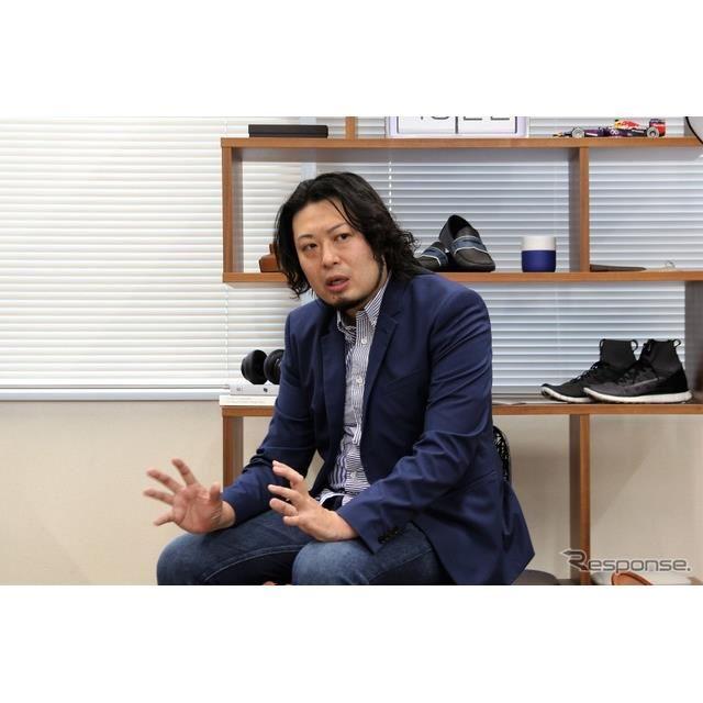 オーテックジャパンデザイン部の青山雄未さん