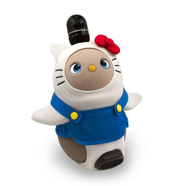 【Hello Kitty×LOVOTコラボ】ハローキティなりきりウェア