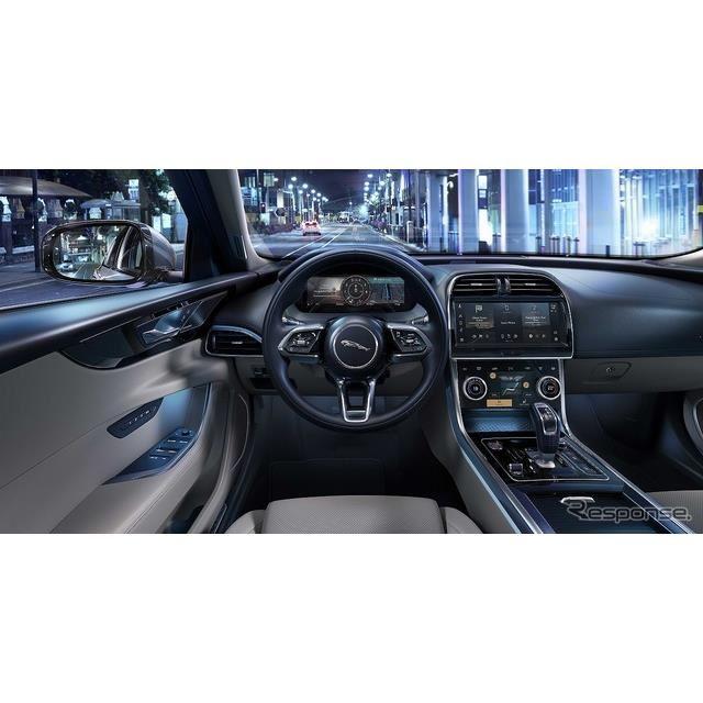 ジャガー XE 2021年モデル