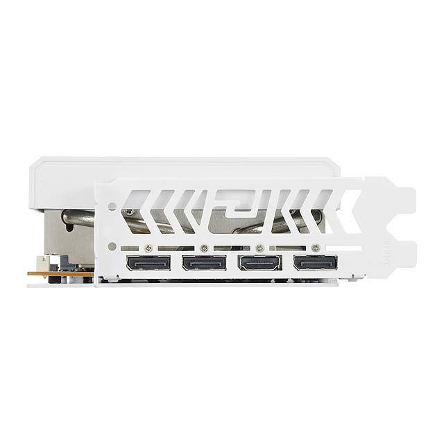 Hellhound Spectral White AMD Radeon RX 6700 XT 12GB GDDR6