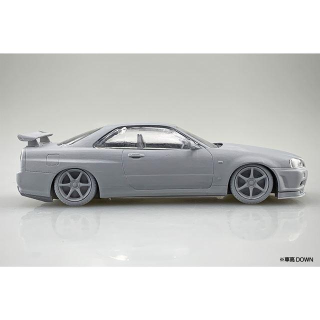 ニッサン R34スカイライン GT-R