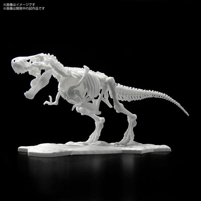 「恐竜骨格プラモデル 01 ティラノサウルス」