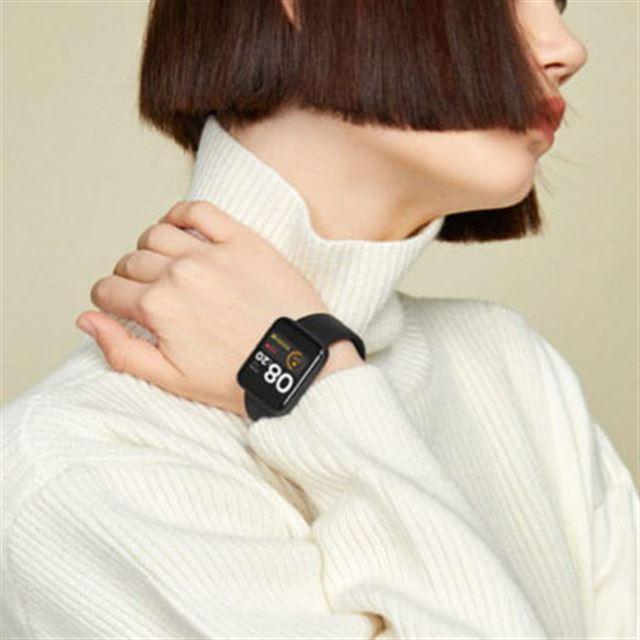 ドン・キホーテなどでXiaomiスマートウォッチ「Mi Watch Lite」が5月上旬より発売…5月7日