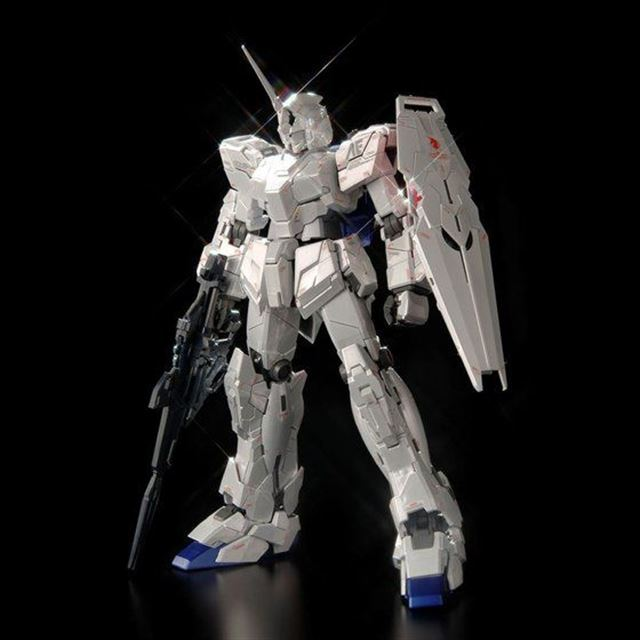 MG 1/100 ユニコーンガンダム Ver.Ka チタニウムフィニッシュ