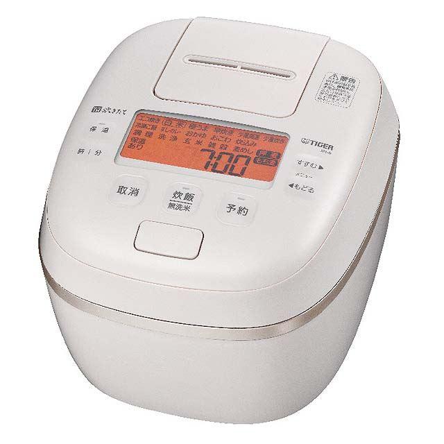 圧力IHジャー炊飯器<炊きたて>ご泡火(ほうび)炊き