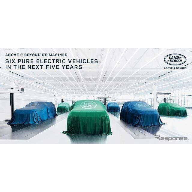 Reimagine Land Rover.