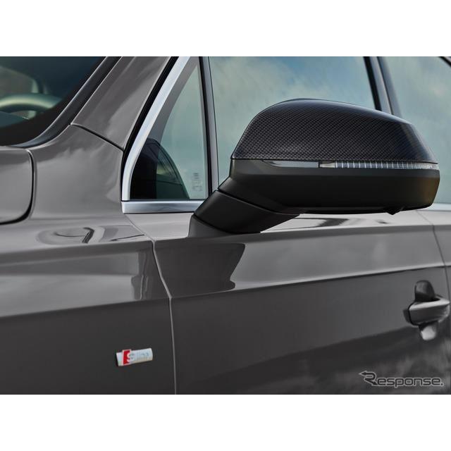 アウディ Q7 の2022年モデルの「コンペティションプラス」