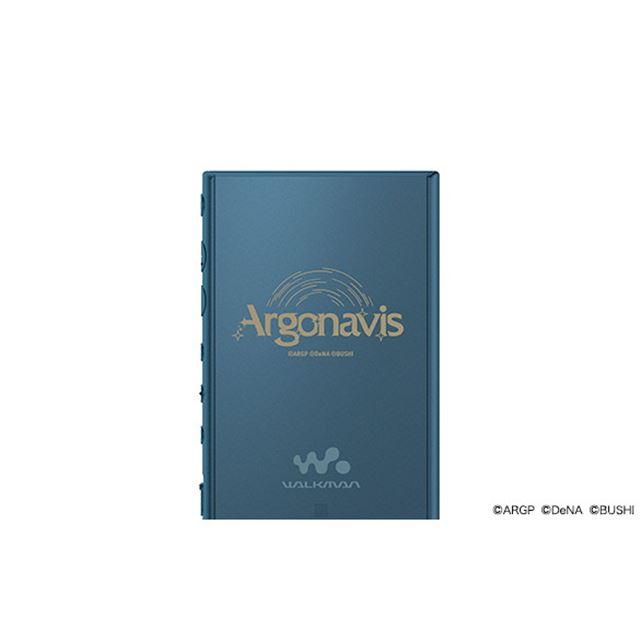「アルゴナビス from BanG Dream! AAside」コラボのウォークマン