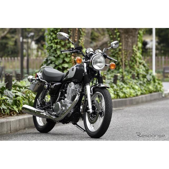 ヤマハSR400 Final Edition