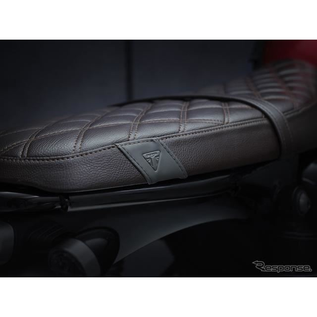 トライアンフ・スピードツイン 2021年モデル