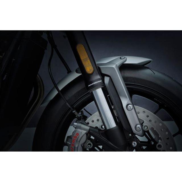トライアンフが「スピードツイン」の2021年モデルを発表 エンジンや足まわりを大幅改良