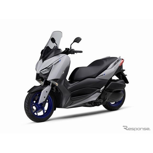 ヤマハ XMAX ABS 2021年モデル(グレー)