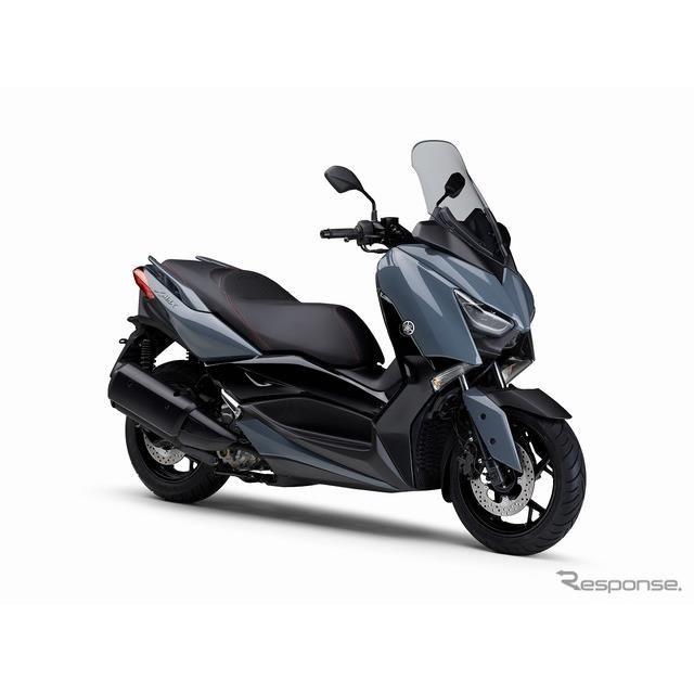 ヤマハ XMAX ABS 2021年モデル(マットグレー)