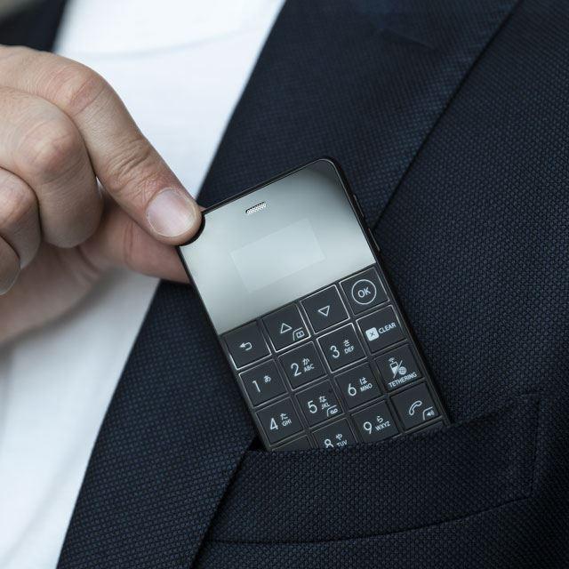 13,800円、厚さ9.5mmのVoLTE対応SIMフリー4Gケータイ「NichePhone-S+」…6月3日