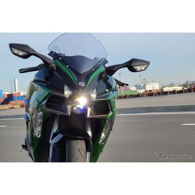 カワサキ Ninja H2 SX SE+