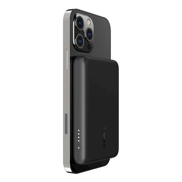 BOOST↑CHARGE MagSafe対応 磁気ワイヤレスモバイルバッテリー 2500mAh