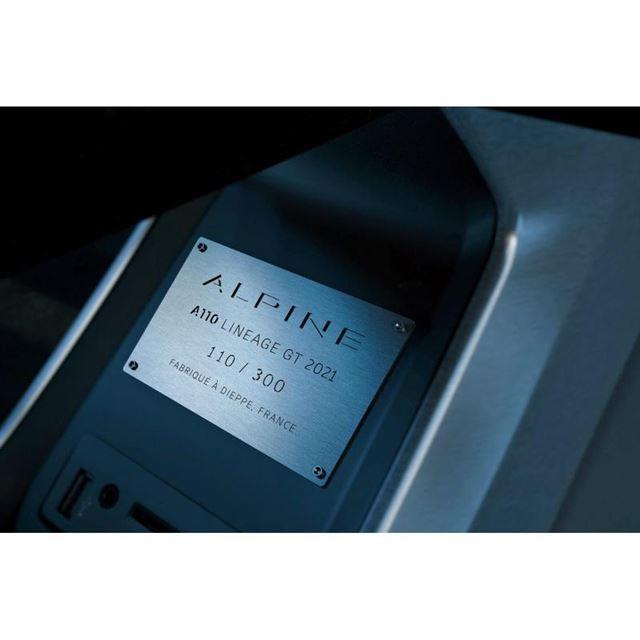 世界限定300台の「アルピーヌA110リネージGT 2021」 国内の注文受け付けがスタート