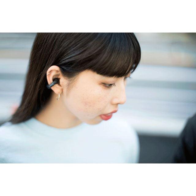 「sound earcuffs(サウンド イヤカフ)TW-01」