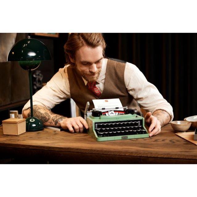 「レゴ タイプライター」
