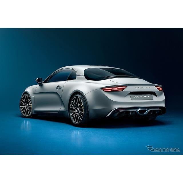 アルピーヌ A110 リネージ GT 2021