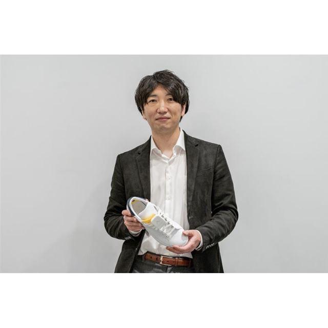 Ashiraseの千野 歩代表取締役。
