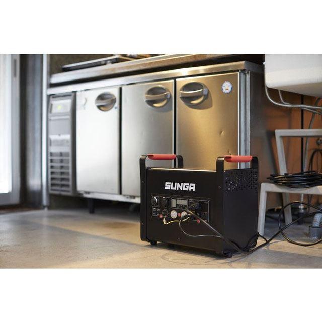 超⼤型ポータブル電源「LK3000」