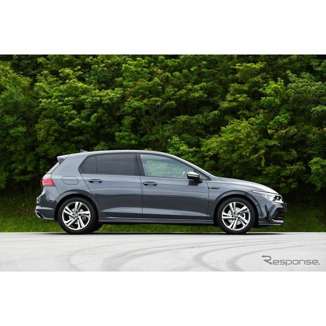 VW ゴルフ 新型(eTSI R-Line)