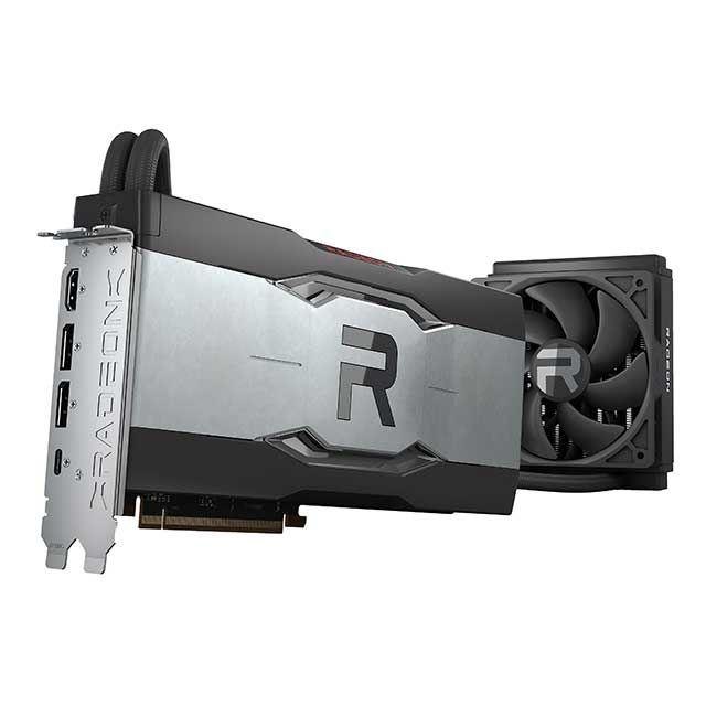 Radeon RX 6900 XT Liquid Cooled