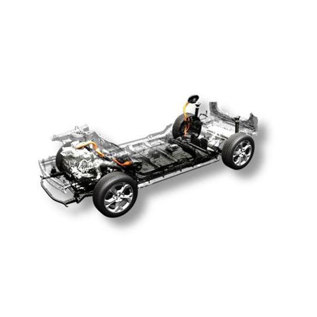 スモール商品群のロータリーエンジンを活用したマルチ電動化技術。