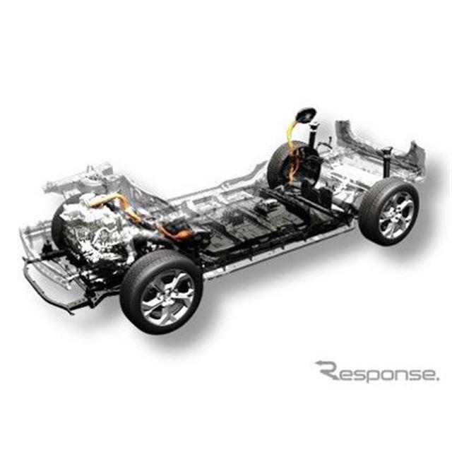 スモール群:ロータリーエンジンマルチ電動化技術