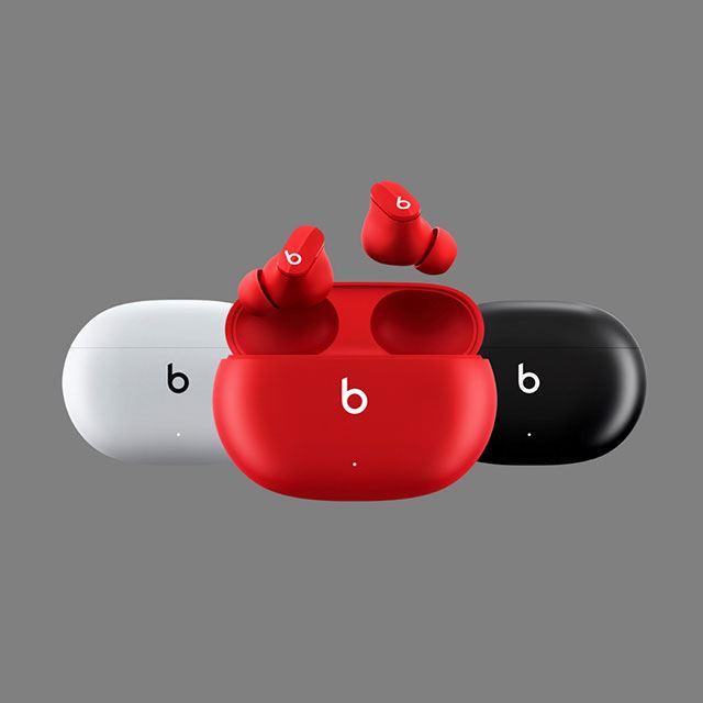 Beats、ノイキャンを搭載した完全ワイヤレスイヤホン「Beats Studio Buds」…6月15日