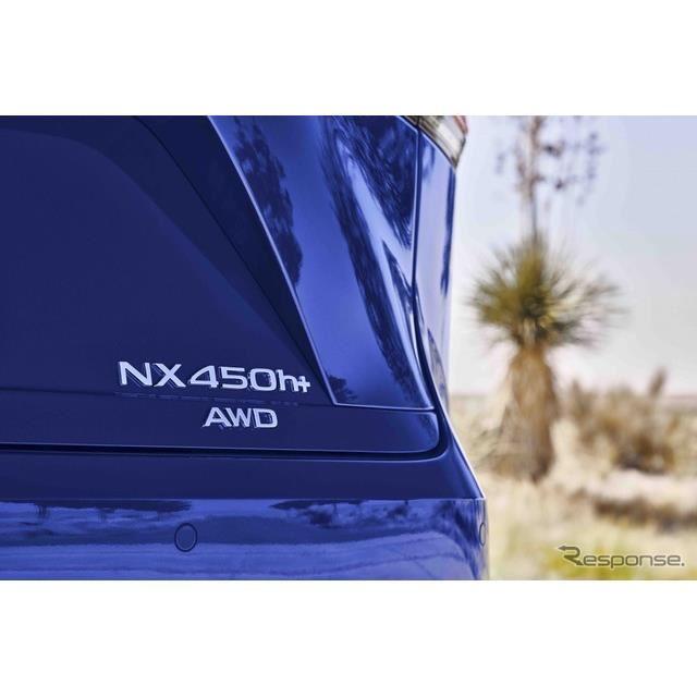 レクサスNX450h+