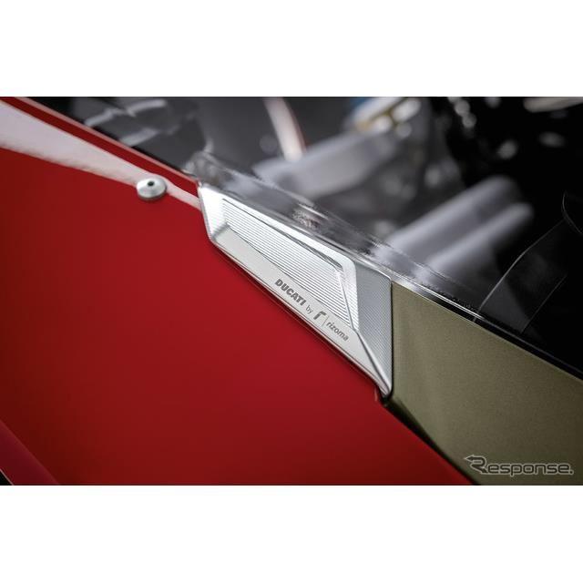 ドゥカティ・パニガーレ V4 Sの2021年モデル