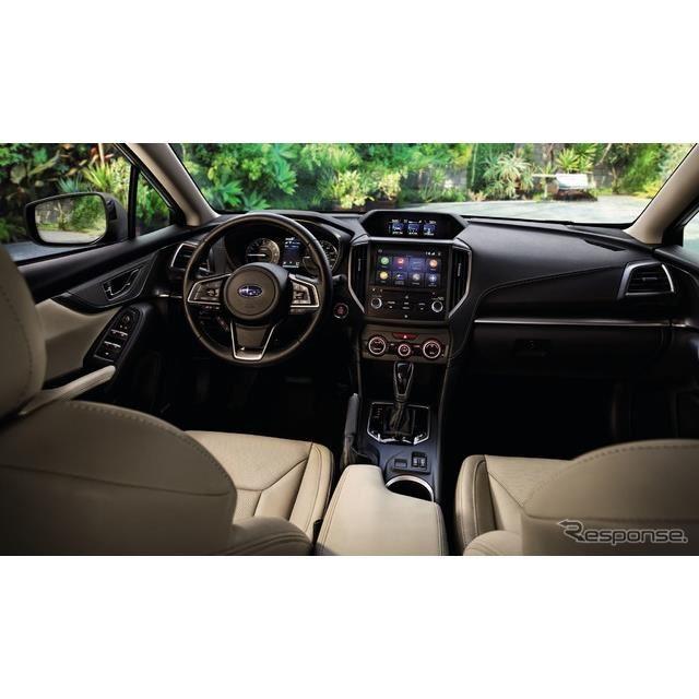 スバル・インプレッサ の2022年モデル(米国仕様)