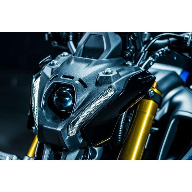 約4kgの軽量化を実現 ヤマハがロードスポーツモデルの新型「MT-09 ABS」を発表