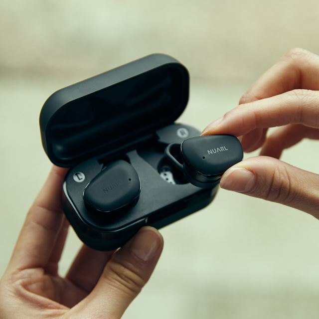 NUARL N6 Pro series 2 TRULY WIRELESS STEREO EARBUDS