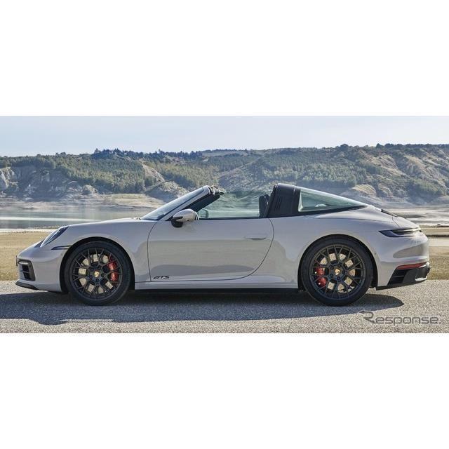 ポルシェ 911 GTS 新型
