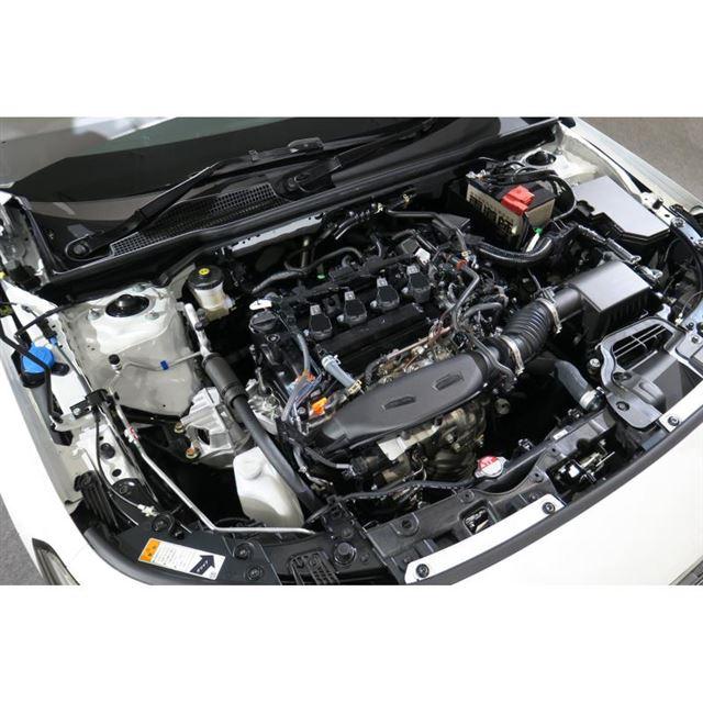 1.5リッター直4ガソリンターボエンジン。