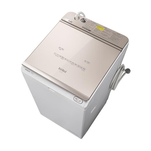 2位 日立、タテ型洗濯乾燥機「ビートウォッシュ BW-DX120G」を本日6月19日発売