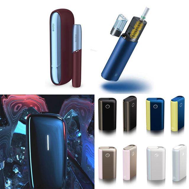 「加熱式タバコ」2021年上半期のトレンドや新デバイスは? タバコ各社の動向まとめ