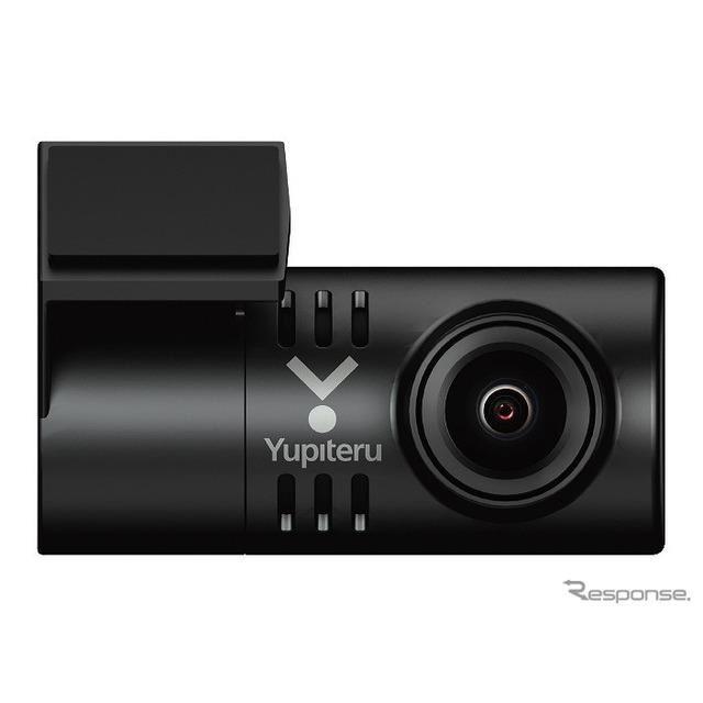 ユピテル SN-TW9800d(リア)
