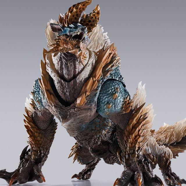 「S.H.MonsterArts 雷狼竜ジンオウガ」