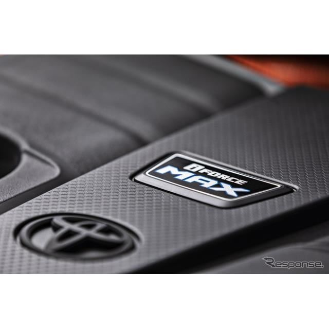 トヨタ・タンドラ 新型の次世代「iForce MAX」エンジン