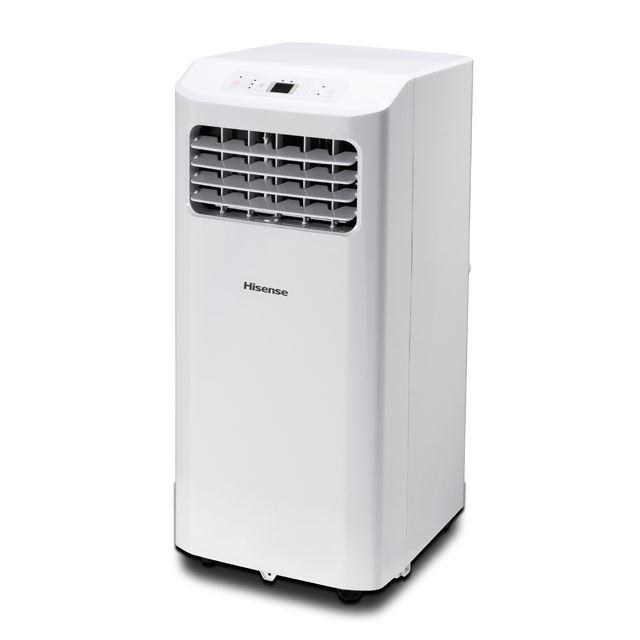 約4万円、ハイセンスの冷風スポットエアコン「HPAC-22D」が6月10日発売