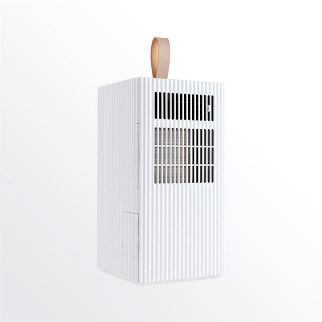 ダイキン、冷涼感や風速が向上した屋内用スポットエアコン「Carrime」新モデル