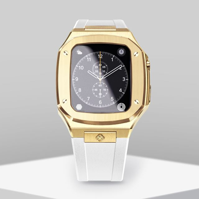 SP44 Gold White